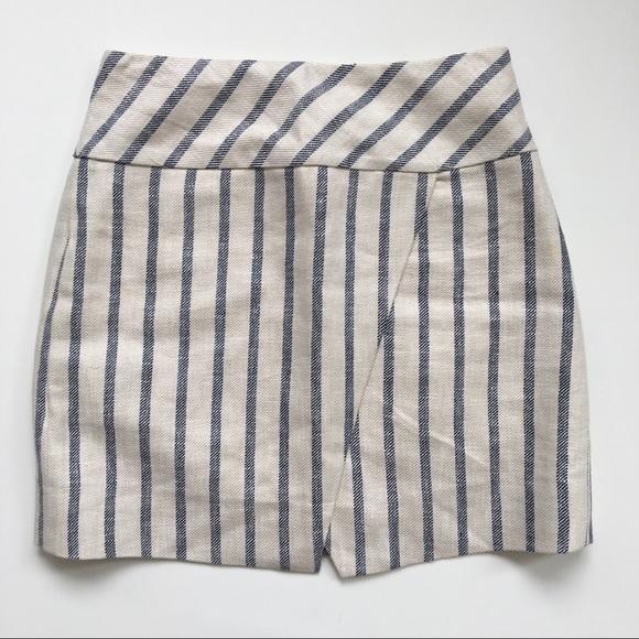 J. Crew Dresses & Skirts - LIKE NEW: J.Crew Linen Skirt
